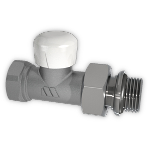 Lockshield radiator valve 396TRV
