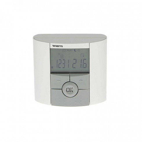 Programmierbarer Elektronischer Uhrenthermostat BT-DP, LCD-Display